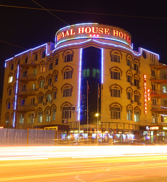 Casino Royale House